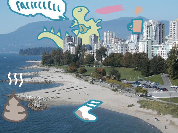 Vancouver-westend
