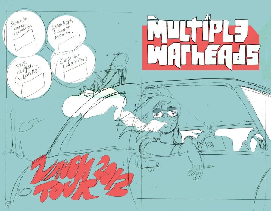 rough MW tour cover