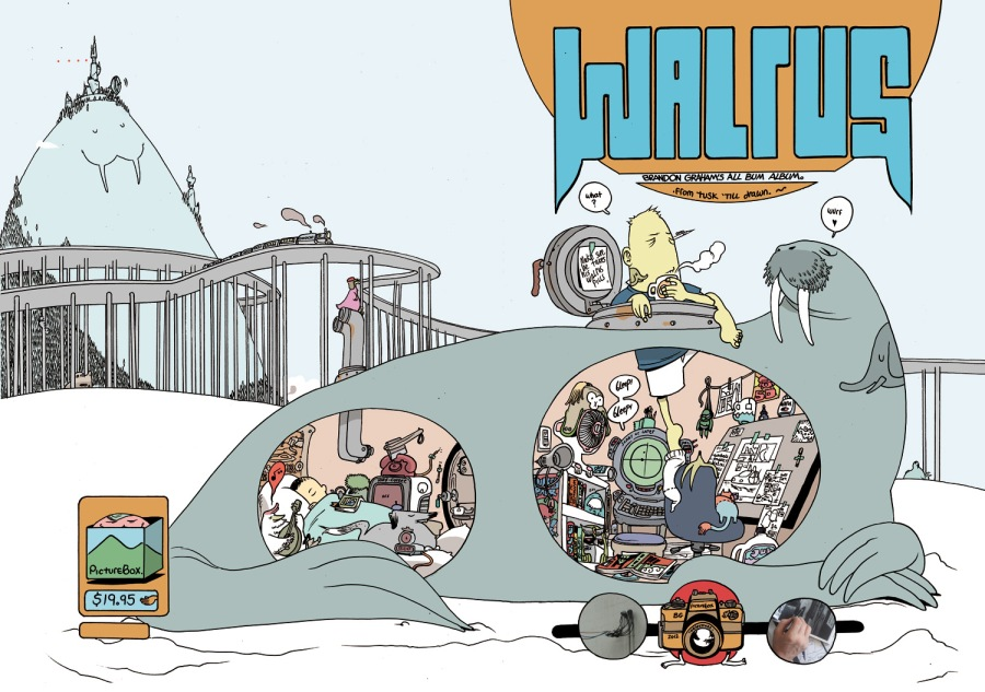 Walrus Cover low