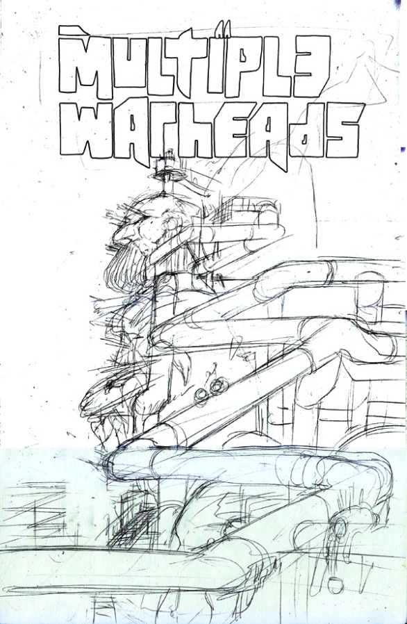 Warheads 4 cover pencils