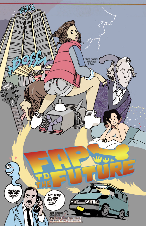 Fap to the future poster low